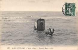 MALO LES BAINS - Après Le Bain - Retour à Terre - Malo Les Bains