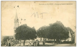 56.SAINT-THURIAU.N°3839.BOURG.ENVIRONS DE PONTIVY.TACHES - France
