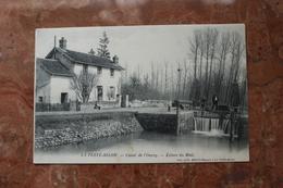 LA FERTE MILON (02) - CANAL DE L'OURCQ - ECLUSE DU MAIL - Autres Communes