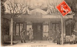 83 STATION DE TAMARIS SUR MER  TABACS LIQUEURS BELLE ANIMATION - La Seyne-sur-Mer