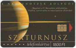 HUNGARY E-782 Chip Matav - Universum, Saturn - Used - Hongrie