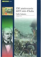 ITALIA 2011 -  150° UNITA' D'ITALIA - CARLO CATTANEO  - SENZA SPESE POSTALI - 6. 1946-.. Repubblica