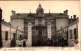 Algérie - SIDI-BEL-ABBES - Villa Vitumbralès - Sidi-bel-Abbès