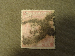 GRANDE-BRETAGNE  1867-82   5 Shillings - Used Stamps