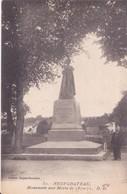 CPA -  50. NEUFCHATEAU - Monument Aux Morts - Neufchateau