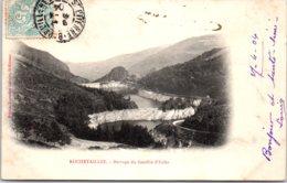 42 ROCHETAILLEE - Barrage Du Gouffre D'enfer - Rochetaillee