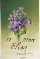 PRENOM /  A MON ELISA ADOREE - Firstnames