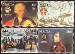 Malta 1998 Napoleon Capture Of Malta MNH - Malte