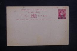 GIBRALTAR - Entier Postal Surchargé Non Utilisé - L 36884 - Gibilterra