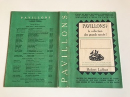 Protege Livre PAVILLONS - Vloeipapier
