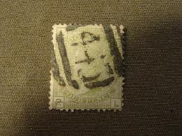GRANDE-BRETAGNE  1876-80   4 Pence Numero 59 - Used Stamps