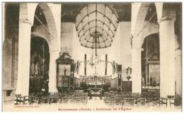 59.BERLAIMONT.N°3857.INTERIEUR DE L'EGLISE - Berlaimont