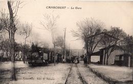 ALGERIE CANROBERT LA GARE - Other Cities