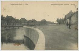 (Kapelle-op-den-Bos) Capelle-au-Bois . - Pont . Kapellen-op-den-Bosch . - Kapelle-op-den-Bos