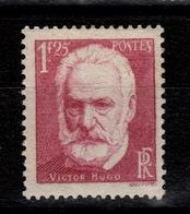 YV 304 N* (infime) Victor Hugo Cote 5,50 Euros - France