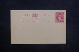 NATAL - Entier Postal Non Circulé - L 36893 - Natal (1857-1909)