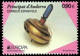 ANDORRE ESPAGNOL Europa 2015 1v Neuf ** MNH - Ongebruikt