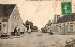 SILLE LE PHILIPPE ( 72 ) - Hameau De Chanteloup - Other Municipalities