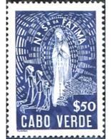 Ref. 298367 * HINGED * - CAPE VERDE. 1948. EN HONOR A NUESTRA SEÑORA DE FATIMA - Kap Verde