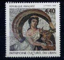 "FR YT 3224 "" Patrimoine Culturel Du Liban "" 1999 Neuf** - France"