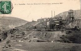 LORETTE PUITS DES MINES DE LA HAUTE-CAPPE (THEME MINE) - France