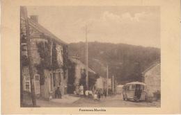 Fourneau-Marchin - Animé - Bus - 1943 - Edit. Maison Bontemps - Marchin