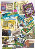 Portugal -270 Raspadinhas Todas Diferentes  Com Alguns Numeros Do Seu Inicio -oferta De Metade Dos Portes Para Portugal - Otras Colecciones
