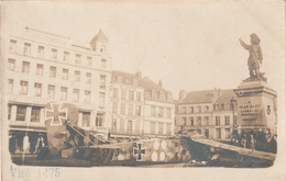 59 Dunkerque.  Carte Photo D'un Avion Gotha Abattu - Dunkerque