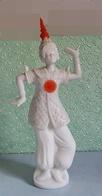 Ancien Flacon AVON   En Forme De Danseuse Asiatique VIDE/EMPTY - Flacons (vides)