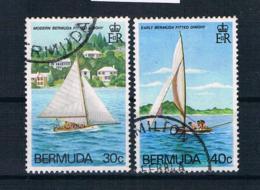 Bermuda 1983 Mi.Nr. 427/28 Kpl. Satz Gestempelt - Bermuda
