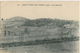 D42 - SAINT PRIEST EN JARRET - VUE GENERALE - Francia