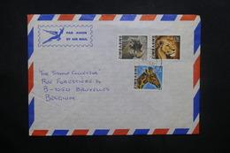 ZIMBABWE - Enveloppe De Chisipite Pour La Belgique En 1983, Affranchissement Plaisant - L 36921 - Zimbabwe (1980-...)