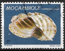 Mocambique – 1980 Shells 1 Metical - Mozambique