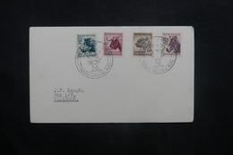 AFRIQUE DU SUD - Enveloppe FDC En 1954 , Animaux - L 36922 - South Africa (...-1961)
