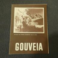 Tourism Brochure Portugal Gouveia 1954 - Reiseprospekte