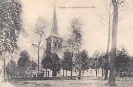 Lessines - Eglise De Bois-de-Lessines  -  état Voir Scan. - Lessines