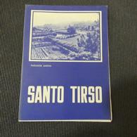 Tourism Brochure Portugal Santo Tirso 1951 - Toeristische Brochures