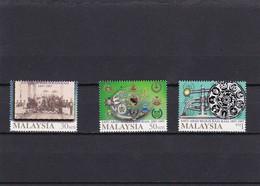 Malasia Nº 634 Al 636 - Malasia (1964-...)