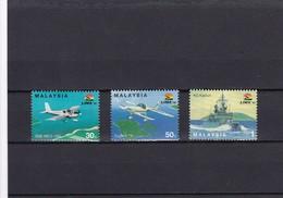 Malasia Nº 517 Al 519 - Malasia (1964-...)