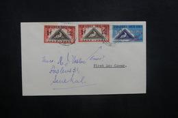AFRIQUE DU SUD - Enveloppe FDC En 1953 - L 36926 - South Africa (...-1961)