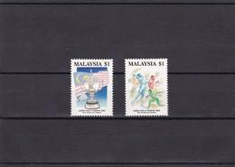 Malasia Nº 485 Al 486 - Malasia (1964-...)