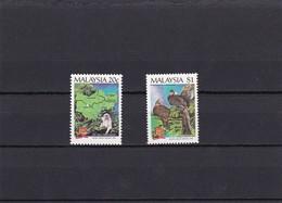 Malasia Nº 435 Al 436 - Malasia (1964-...)