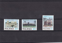 Malasia Nº 412 Al 414 - Malasia (1964-...)