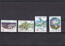 Malasia Nº 422 Al 425 - Malasia (1964-...)