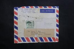 CORÉE - Enveloppe ( Devant ) De Séoul Pour Bruxelles - L 36931 - Corée Du Sud