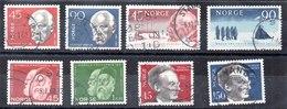 Series De Noruega N ºYvert 417 A 424 (o) Valor Catálogo 8.25€ OFERTA (OFFER) - Noruega