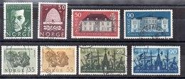 Series De Noruega N ºYvert 469 A 476 (o) Valor Catálogo 9.65€ OFERTA (OFFER) - Noruega