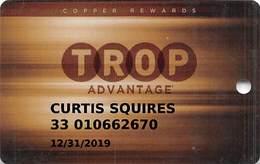 Tropicana Express Casino Laughlin NV - Slot Card - Casinokarten