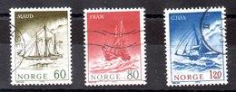Serie De Noruega N ºYvert 606/08 (o) Valor Catálogo 4.25€ OFERTA (OFFER) - Noruega