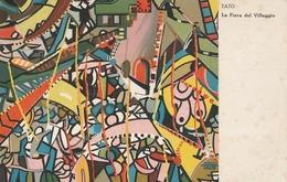BELLISSIMA COLLEZIONE CARTOLINE ANNI 20 PITTORE FUTURISTA TATO - Illustratori & Fotografie